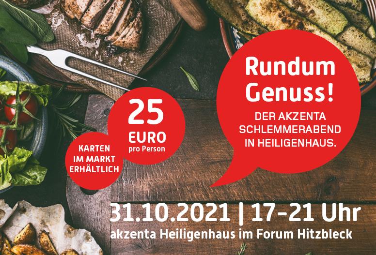 Rundum Genuss! Der Schlemmerabend in Heiligenhaus. Thumbnail